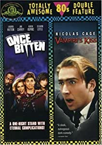 Once Bitten (1985) / Vampire's Kiss (1989) (Totally Awesome 80s Double Feature)