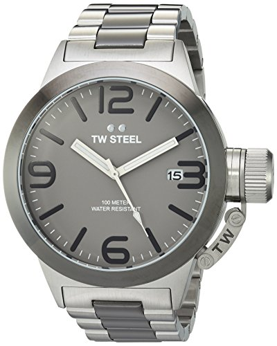 TW Steel Men's CB201 Analog Display Quartz Two Tone Watch