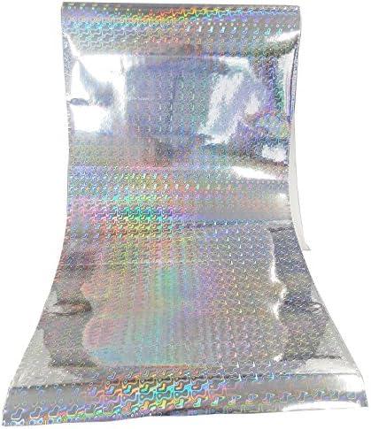 ニップ ホログラム粘着付(2m巻)