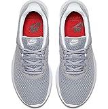 Nike Women's WMNS Tanjun, Wolf Grey/White, 12 US