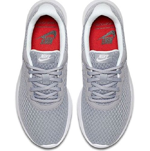 Amazon.com | Nike Womens Tanjun Running Sneaker Wolf Grey/White 7 | Fashion Sneakers