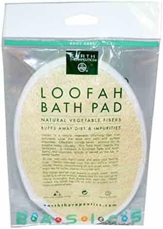 Earth Therapeutics Loofah Bath Pad