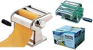 JOLTA ® KITCHEN STAR Nudelmaschine für 7 Nudelstärken Pastamaschine Pastamaker