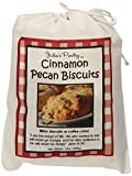 Julia's Pantry Biscuits, Cinnamon Pecan, 14 Ounce