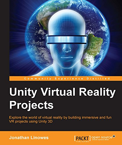 Unity Virtual Reality Projects immersive ebook product image