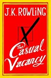The Casual Vacancy price comparison at Flipkart, Amazon, Crossword, Uread, Bookadda, Landmark, Homeshop18