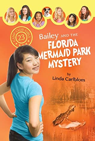 book cover of Bailey and the Florida Mermaid Park Mystery