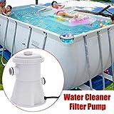 Pool Filter Pump,Clear Cartridge Filter Pump