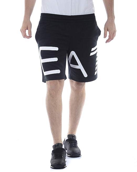 vasta selezione di e853d 7287e Pantaloncini EA7 Emporio Armani 3ZPS75 ea 7 bermuda uomo ...