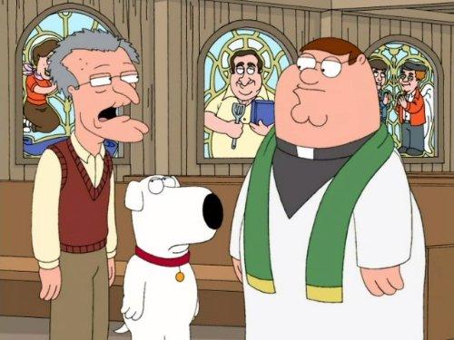 Family Guy online dating