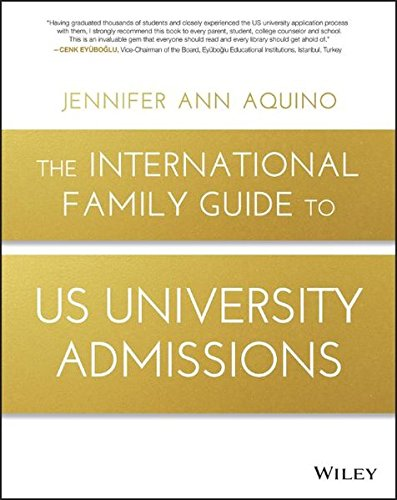 Best buy The International Family Guide University Admissions