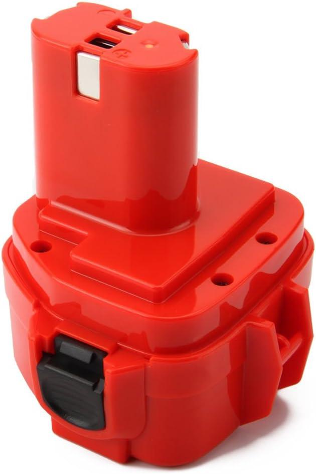 Shentec 12V 3.5Ah Ni-MH batería para makita PA12 1220 1222 1233 1200 1234 1235 1235B 1235F 1235A 192696-2 192698-8 192598-2 192681-5 192698-A 193138-9 193157-5