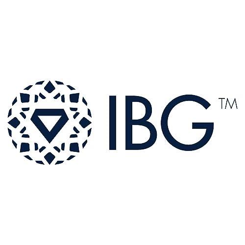 IBG 10 Karat Yellow Gold Genuine Diamond Wedding Band