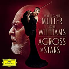 Grammy-winning violinist Anne-Sophie Mutter releases her collaborative album with legendary film composer John Williams, Across the Stars. Williams adapted his beloved scores from films such as Harry Potter and the Sorcerer's Stone, Star Wars...