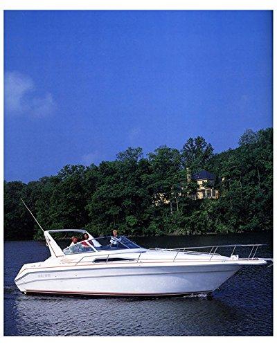 1993 Sea Ray 330 Express Cruiser Power Boat Factory (Sea Ray Cruiser)