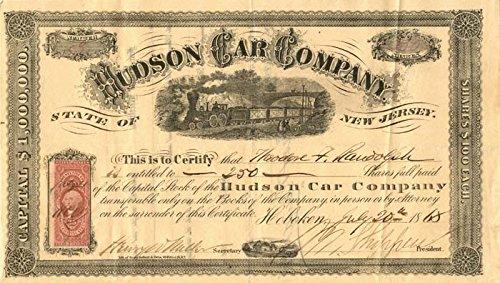 (Hudson Car Company)