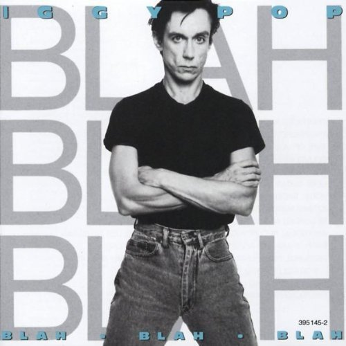 CD : Iggy Pop - Blah-Blah-Blah (Germany - Import)