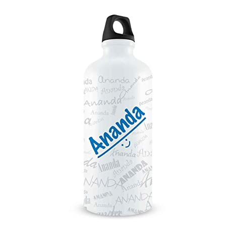 Amazon.com: Hot Muggs Me Graffiti - Botella personalizable ...