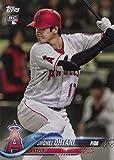 #6: 2018 Topps Shohei Otani (Ohtani) Los Angeles Angels Baseball Rookie Card #A17
