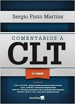 Comentários à CLT - 22ª edição de 2019