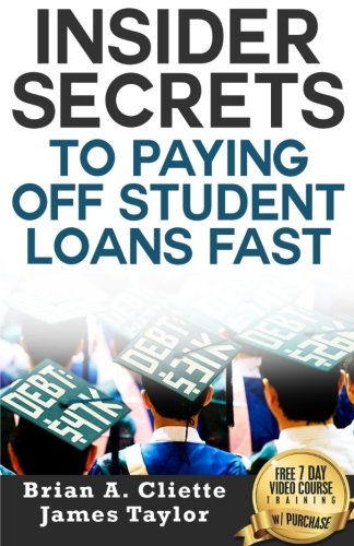 Insider Secrets To Paying off Student Loans Fast
