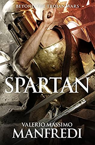 book cover of The Spartan