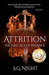 Attrition: The First Act of Penance (Three Acts of Penance Book 1)