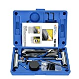 BETOOLL 67Pc Tire Repair Kit For Car, Motorcycle, ATV, Jeep, Truck, Tractor Flat Tire Puncture Repair [ Full Refund for Any Dissatisfaction ]