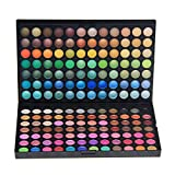 RoseFlower® Pro 168 Colors Eyeshadow Makeup Palette Cosemetic Contouring Kit #1 - Ideal for Professional and Daily Use