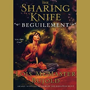 The Sharing Knife, Volume 1 Audiobook