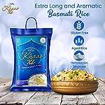 India Khaas XL Basmati Rice | Extra Long Premium Quality Grains | Low G.I | Export Quality Basmati Rice | Great Source…