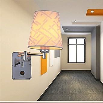 Led Wand Lampe Nachttischlampe Beleuchtung Schlafzimmer Hotelzimmer