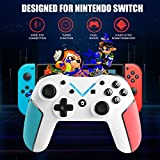 Switch Controller, Diswoe Controller for Nintendo