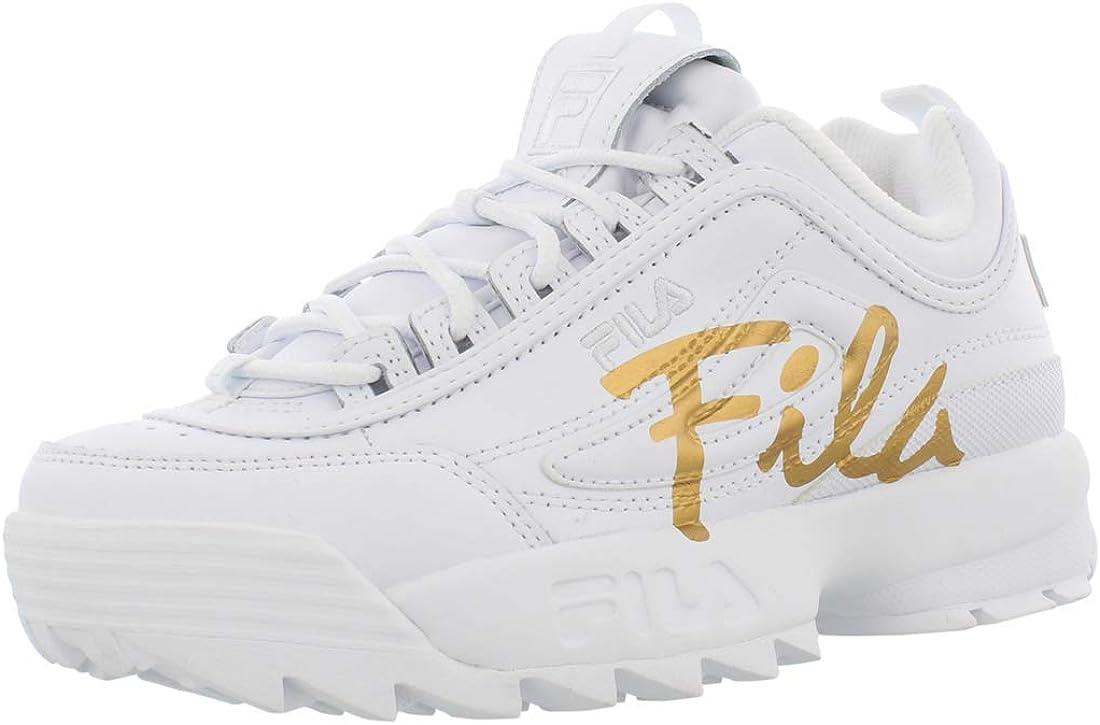 Fila Disruptor II - Zapatillas deportivas para mujer: Fila: Amazon.es: Zapatos y complementos