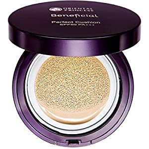Oriental Princess Beneficial BB Secret Perfect Cover SPF37/PA++ 35g (Colour Perfect Cushion: No.02 Sand Beige)