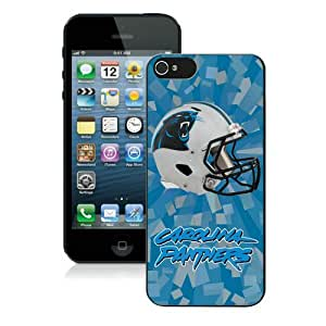 Iphone 5 Case Iphone 5s Cases NFL Carolina Panthers 04