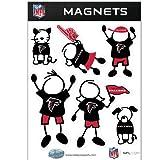 NFL Atlanta Falcons Family Magnet Set