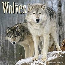 Wolves Calendar - 2016 Wall calendars - Animal Calendar - Monthly Wall Calendar by Avonside