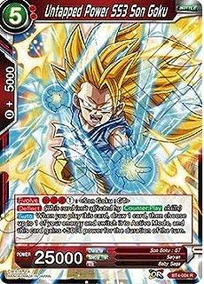 Blazing Spirit Son Goku BT4-005 C  Dragon Ball Super Foil