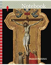 Notebook: Processional Cross with Saint Mary Magdalene and a Blessed Hermit, 1392/95, Lorenzo Monaco, Italian, 1370/75–1425, Italy, Tempera on panel, Panel