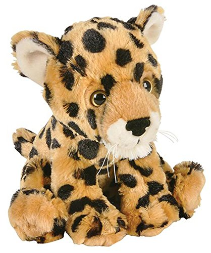 etah Stuffed Animal Plush Floppy Zoo Animal Den Collection ()