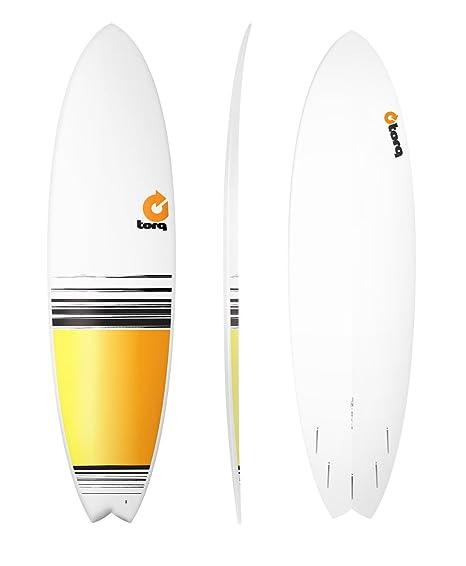 Tabla de Surf Torq epoxy Tet 7.2Fish Fade onda Jinete Surf