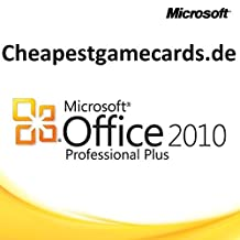 Microsoft Office 2010 Professional Plus Authentic Product Key & Genuine Download Link Windows