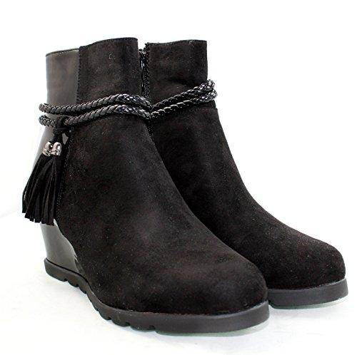 MODELISA Women's Zh79 Boots Black S8PbL