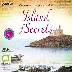 Island of Secrets Audiobook