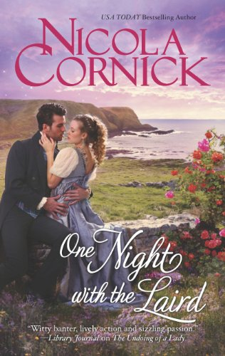 book cover of One Night with the Laird