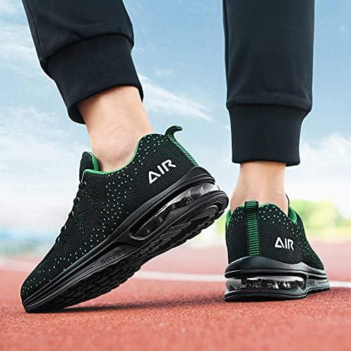 51lLRiRCoeS. AC Autper Mens Air Athletic Running Tennis Shoes Lightweight Sport Gym Jogging Walking Sneakers US 6.5-US12.5    Product Description