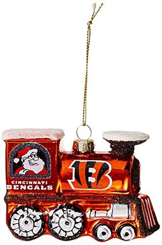 (NFL Cincinnati Bengals Train Ornament)