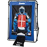 Franklin Sports 2-in-1 MLB Baseball Pitch Target Trainer and Pitch Back Set