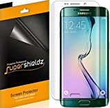 Best Galaxy S6 Screen Protectors - (2 Pack) Supershieldz for Samsung (Galaxy S6 Edge) Review